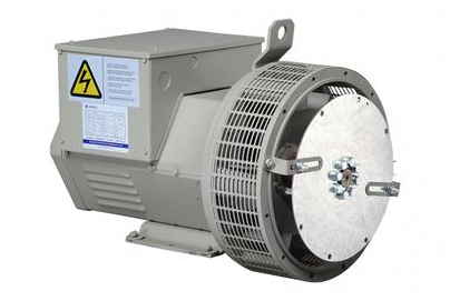 12.5KVA-37.5KVA GR180 2-Pole Single Phase Alternator