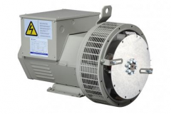 22.5KVA-59.3KVA GR180 2-Pole Three Phase Alternator