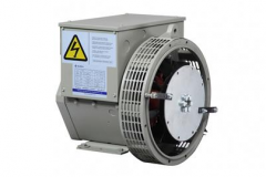 8.4KVA-20.6KVA GR160 4-Pole Single Phase Alternator