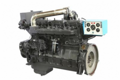 G Series Standy Power 220HP-449HP Marine Diesel Engine