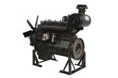 SY302TAB88 Standy Power 880KW 12-Cylinder Diesel Engine