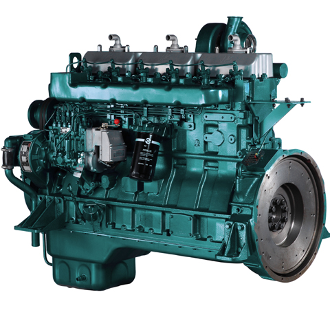 SMG258TAD46 Standy Power 460KW 6-Cylinder Diesel Engine