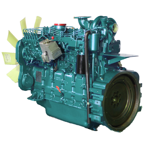 SMG128TAD28 Standy Power 280KW 6-Cylinder Diesel Engine